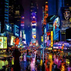 Los cinco lugares top que las celebridades eligen en Nueva York