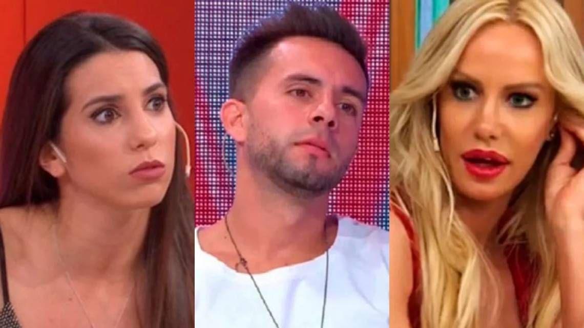 El guiño de Matías Defederico con Luciana Salazar, ¿en venganza de Cinthia Fernández?