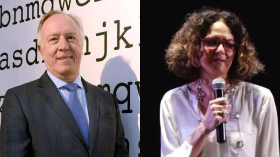 Guillermo Nielsen y Cecilia Todesca se reúnen con el ministro de Hacienda, Hernán Lacunza.
