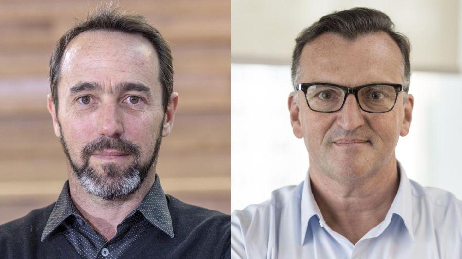 Marcos Galperín y Martín Migoya 21082019