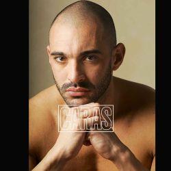 """Ignacio """"Nacho"""" Sureda de """"El Marginal"""" se animó a un desnudo total"""