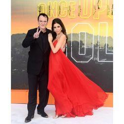 Quentin Tarantino será padre por primera vez a los 56 años