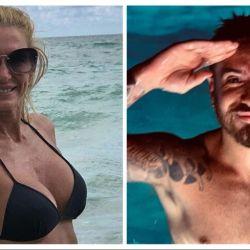 """Yanina Latorre aseguró que si Fede Bal la besara """"terminaría en un baño"""""""
