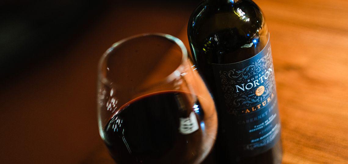 """A la """"Altura"""" de los vinos de Norton"""