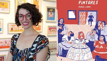 En Noticias de pintores, María Luque rescata las biografías de 101 pintores.