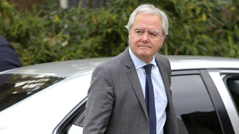 Federico Pinedo, senador.
