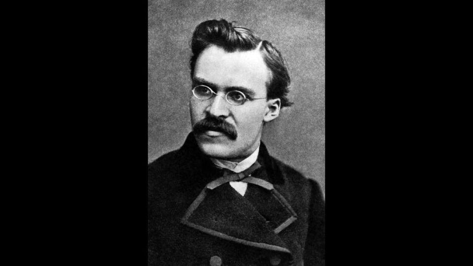 Friedrich Nietzsche filósofo, poeta, músico y filólogo alemán.