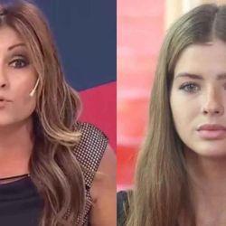 Marcela Tauro le respondió a China Suárez
