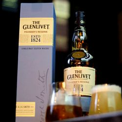 The Glenlivet 12 años, el icónico Whisky Single Malt