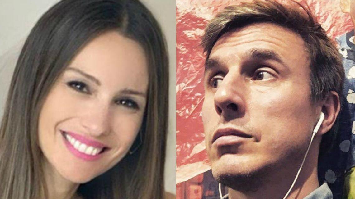 Quién es Roberto García Moritán, el nuevo novio de Pampita