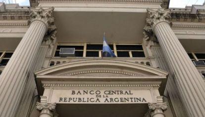 Banco Central de la República Argentina.