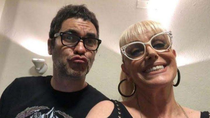 Valeria Lynch estaría de novia con Mariano Martínez, líder de Attaque 77