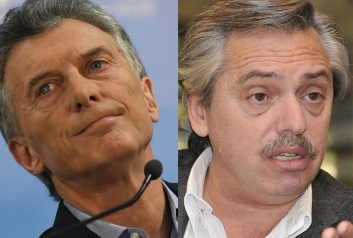 ENROQUE. El equipo de Alberto parece asesorar a Macri. Y el del Presidente al Frente de Todos.