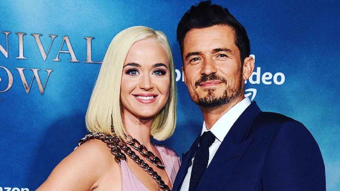 La declaración de amor de Orlando Bloom a Katy Perry