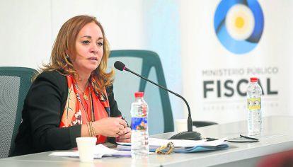 BOQUIN. La fiscal interviene en el expediente contra los Macri.