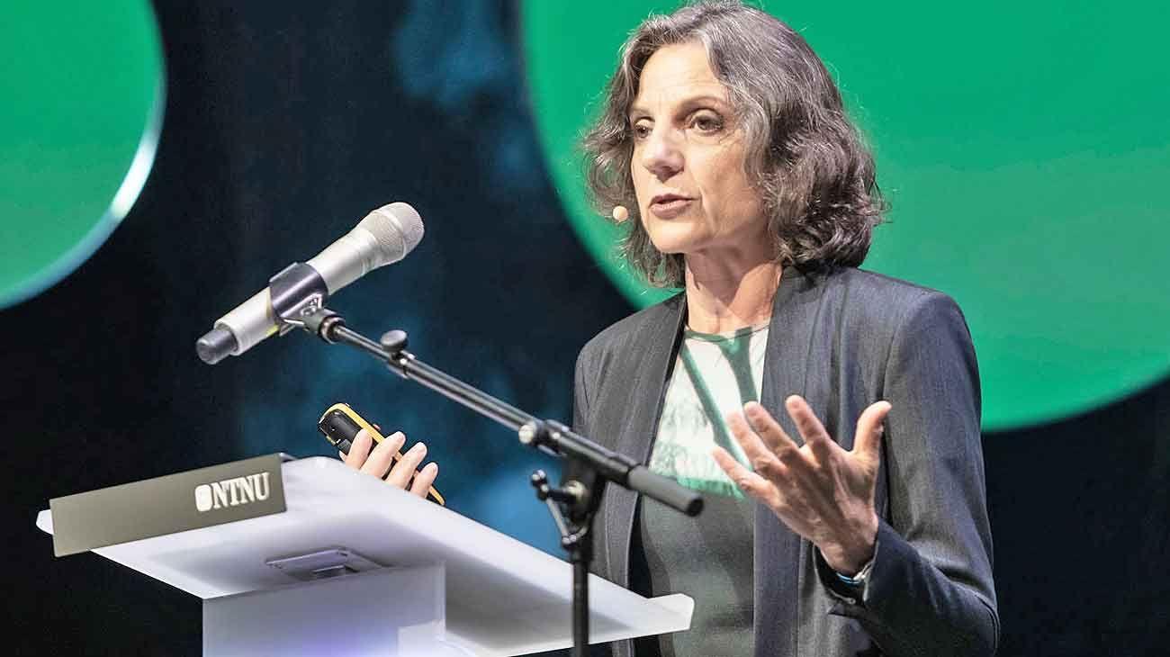 Referente. Sandra Díaz es una de las científicas más citadas y referidas del planeta dentro de su especialidad: ambiente y ecología.