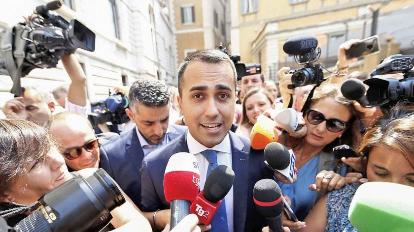 La centroizquierda y los antisistema se unen por el rechazo a Salvini y avanzan hacia una coalición