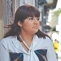 Georgina Orellano es la secretaria general de AMMAR, el sindicato de las trabajadoras sexuales