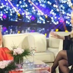 Mariana Nannis, polémica: destrozó a Claudio Paul Caniggia en el living de Susana