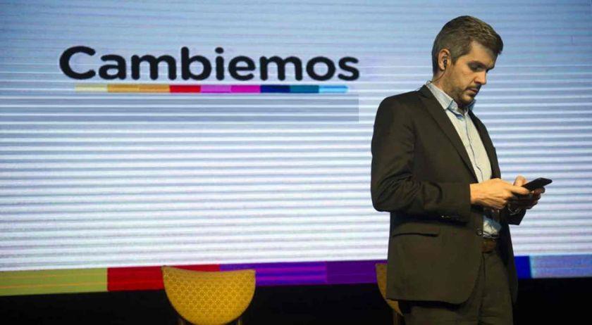 """Para Marcos Peña, a Cambiemos le faltó """"más calle y más militancia"""" en las PASO"""
