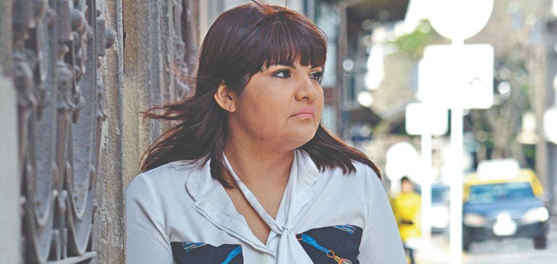 """Georgina Orellano: """"Las trabajadoras sexuales podemos llegar a la universidad"""""""