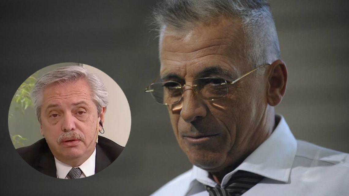 El sorpresivo anuncio de Gerardo Romano contra Alberto Fernández