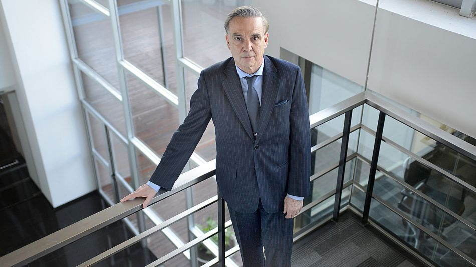 Miguel Angel Pichetto, en el reportaje con Jorge Fontevecchia.