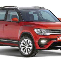 SUV basado en el Polo (Fuente: Quatro Rodas)