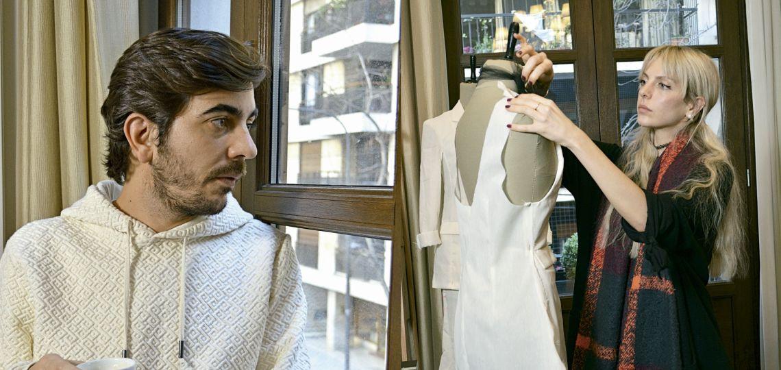 Calu Rivero, Lucía Celasco y Esteban Lamothe: cuál es la marca favorita de las celebrities