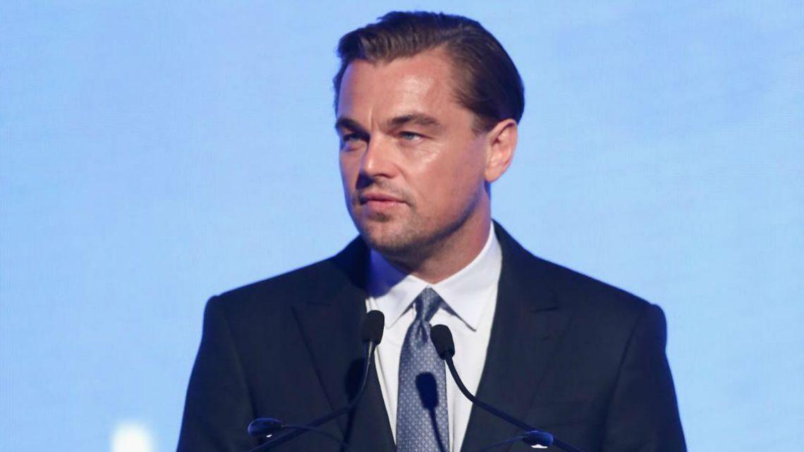 Leonardo DiCaprio donó cinco millones de dólares para salvar el Amazonas