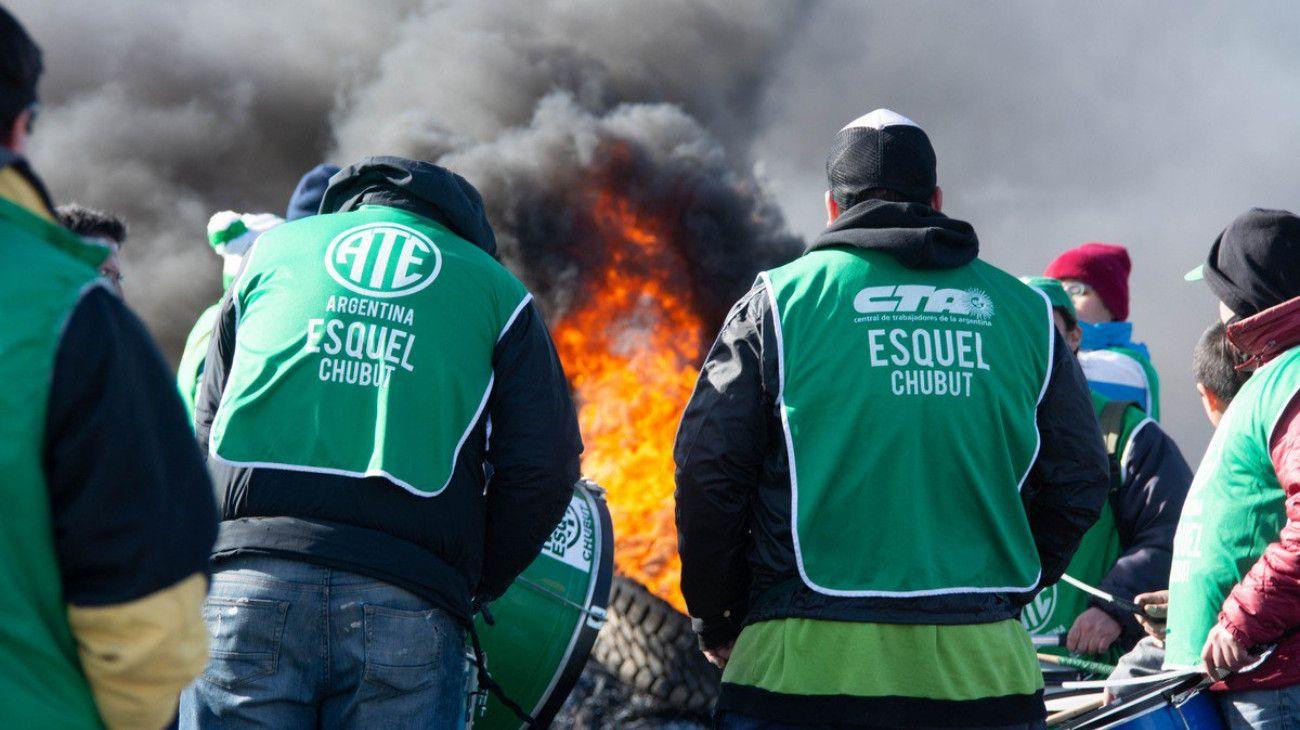 Arde Chubut: segunda renuncia en 3 días en el gabinete de Arcioni