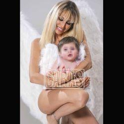 """Vicky Xipolitakis: """"Mi hijo Salvador me salvó del infierno"""""""