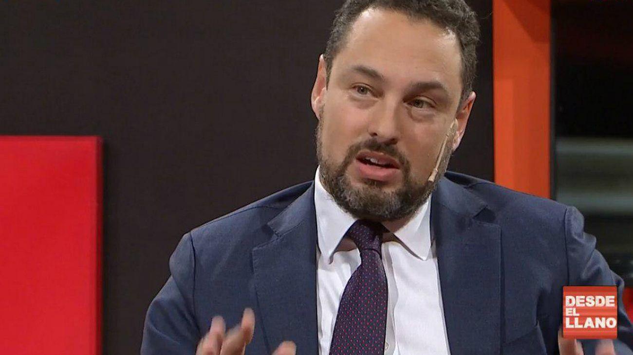 Leandro Cuccioli, director de la AFIP
