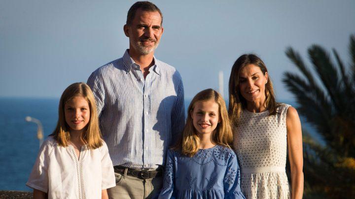 Se cumplen siete años de la llegada de Felipe al trono de España