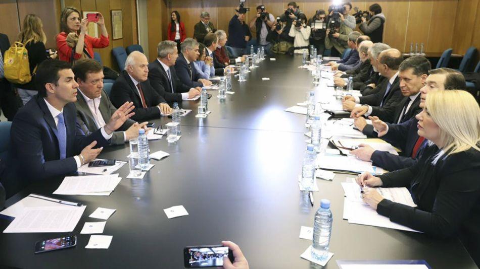 Gobernadores en el CFI