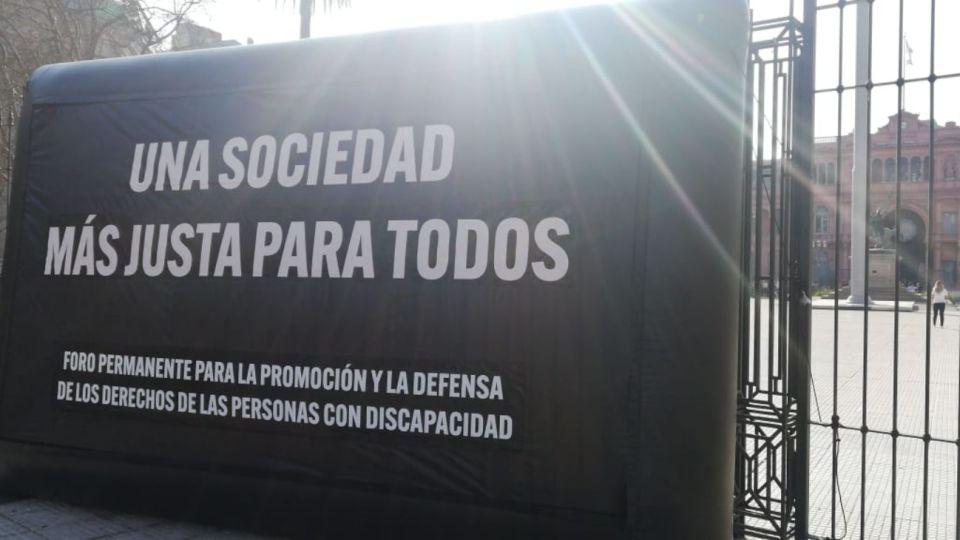 protesta discapacidad 08272019