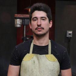 Manuel Tacus es el argentino que participa de la segunda temporada de Desafío sobre fuego Latinoamérica.