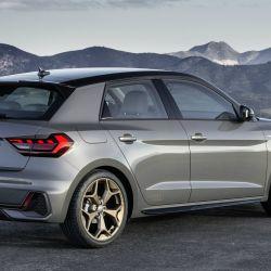 Nuevo Audi A1 Sportback.