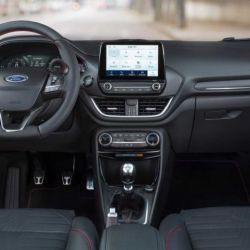 Interior Ford Puma