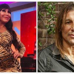 """Moria defenestró a Claudio Caniggia luego de que él la tratara de """"travesti"""""""