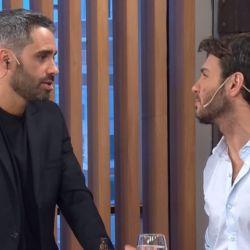 El Pollo Álvarez y Tomás Dente