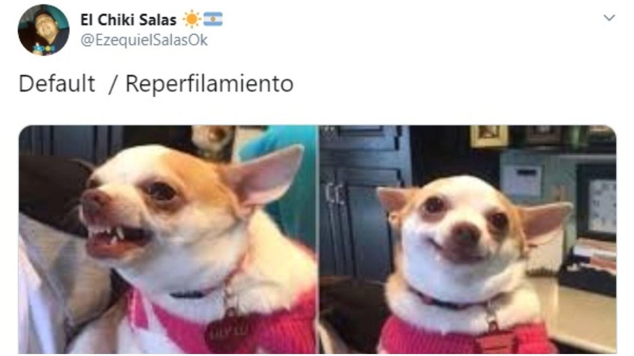 """""""Reperfilamiento"""": la palabra de Lacunza que generó críticas y memes"""