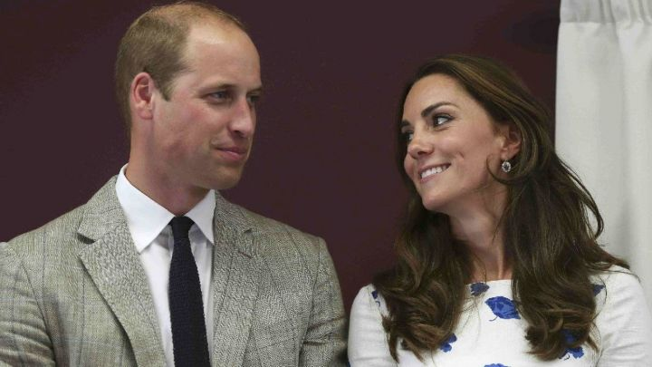 La romántica cita del príncipe William y Kate Middleton en medio de una fuerte interna familiar