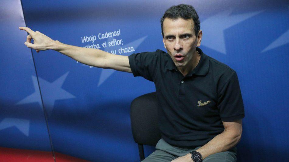 Henrique Capriles venezuela