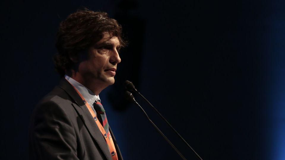 El ministro de Hacienda, Hernán Lacunza.