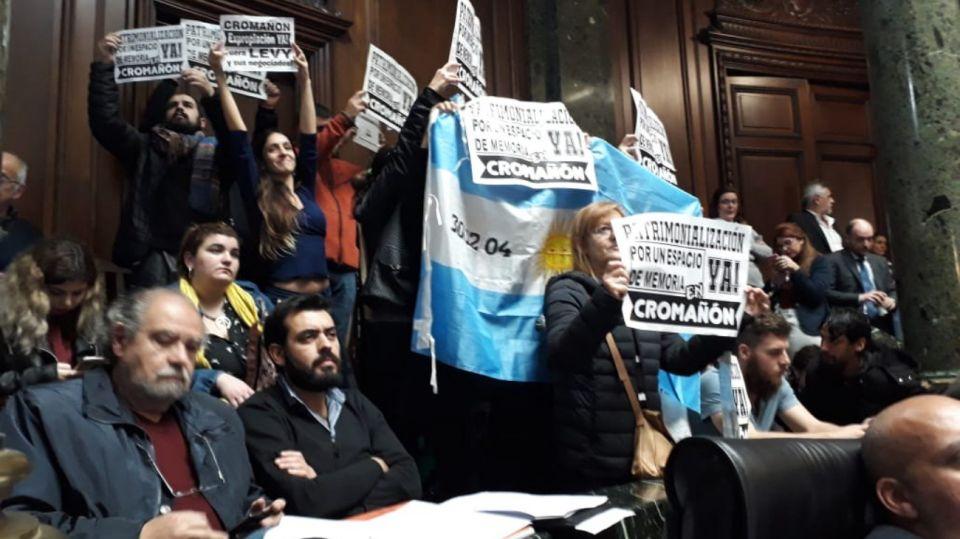 cromañon legislatura 08292019