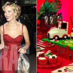 El monumental cumpleaños millonario de Noah Bublé, el hijo de Luisana Lopilato y Michael Bublé
