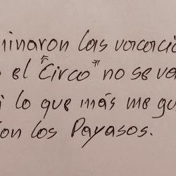 El polémico mensaje del novio de Claudia Villafañe ¿dedicado a Maradona?