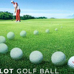 La pelotita de golf de Nissan está inspirada en el sistema ProPilot 2.0.