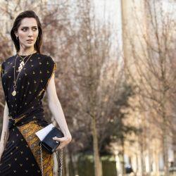 Teddy Quinlivan, la primera modelo abiertamente trans convocada por Chanel